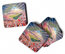 langtree park Coaster set of four